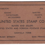 Stamp Approval Card