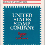 USSC Stamp Catalogue